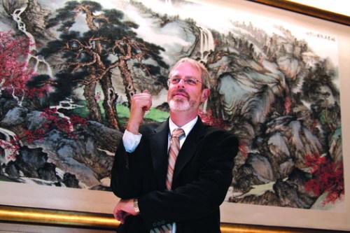 专访美国慈善导航网总裁肯.博格 - 外滩画报 - 外滩画报 的博客