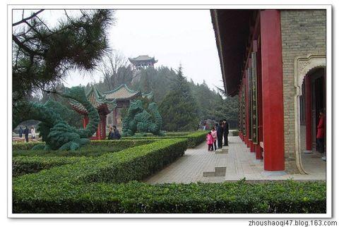汉武大帝之陵寝—茂陵〔原创〕 - zhoushaoqi47 - 我的博客