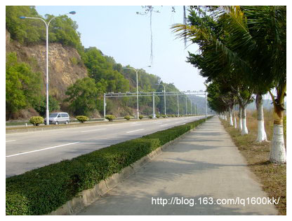 珠海·中山的景观大道(2) - lq -