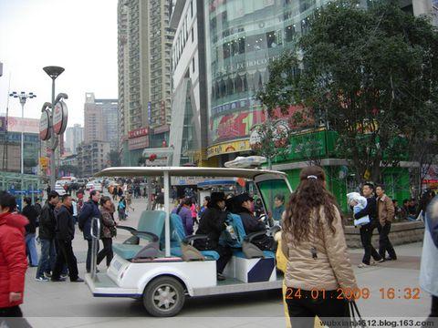 牛年中国节街景[原创摄影] - shui mo hua - shuimohua欢迎你,来访的朋友!