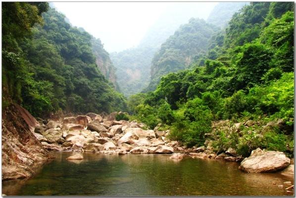『原创摄影』十八重溪溯溪 - 王工 - 王工的摄影博客