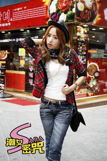 我在韩国的写真 - 韩国媚眼天使sara - 韩国媚眼天使sara   博客