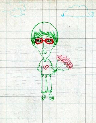 终于画画了... - 幽LING(Vane) -     Hello, I m Vane