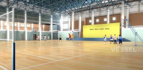 天津珠江国际学校高清图片