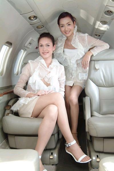 全球空姐pk 那国空姐最美?图片