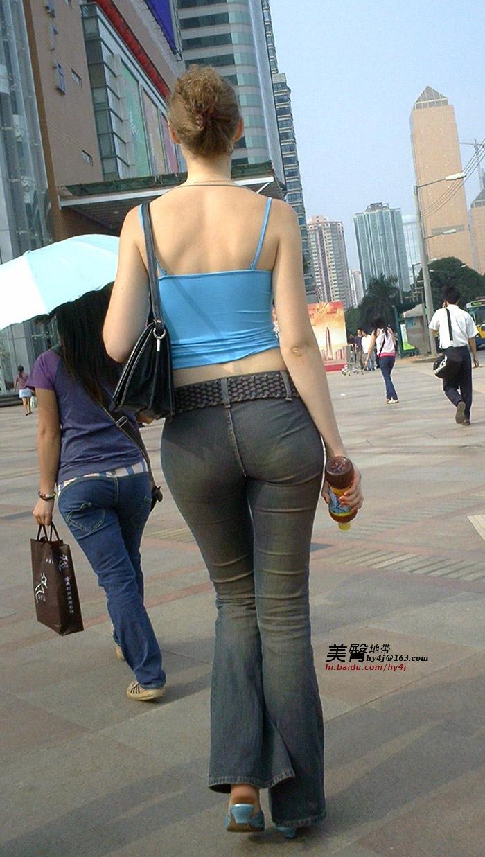【转载】洋MM的紧翘圆臀,超级正点! - wujunshu123 - wujunshu123的博客