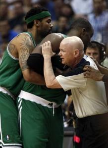 NBA 2010季后赛东部决赛第五场观球感言图片