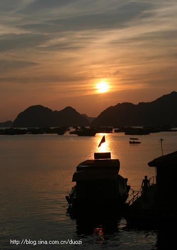 【越南】吉婆岛迷人的黄昏 - yi78 - 玫瑰上的雪的博客