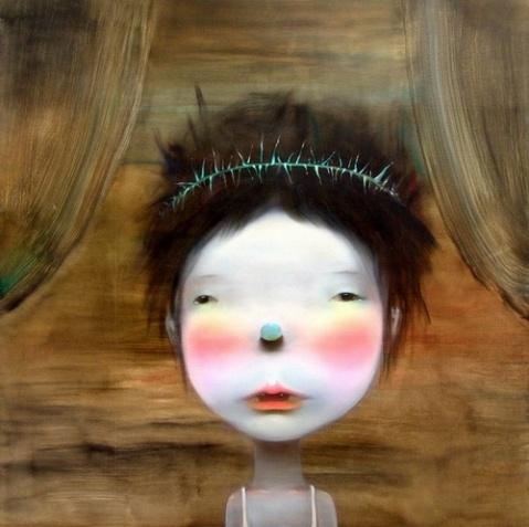 陈可的油画 - 文阁绘画工作室 - yangwenge923 的博客