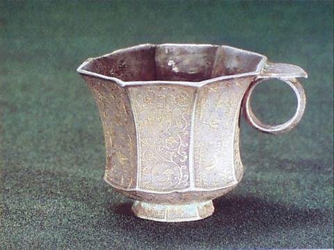 中国古代的金银器 -老排长 - 老排长(6660409)