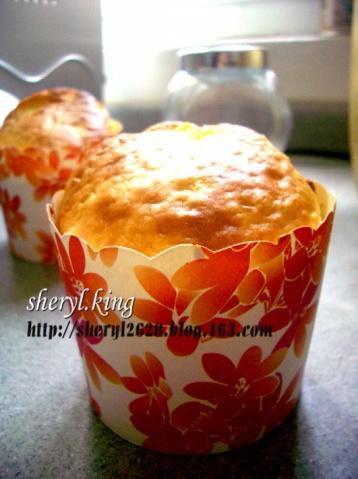 烘焙手札*菠萝玛芬 - 出尘素影 - 甜心煮饭婆