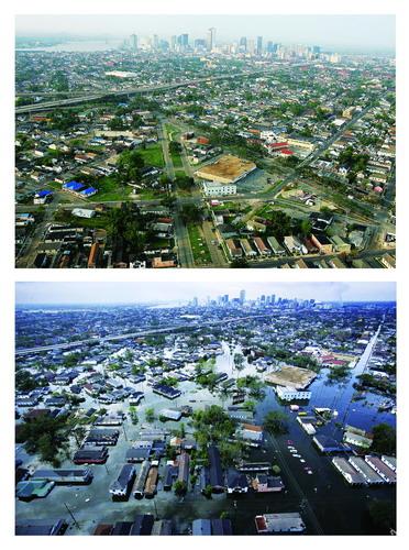 应对灾难应是城市规划的一部分 - 外滩画报 - 外滩画报 的博客