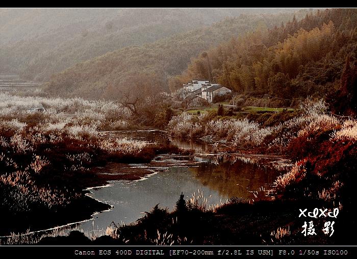 【三进婺源】 秋色相伴 - xixi - 老孟(xixi) 旅游摄影原创作品