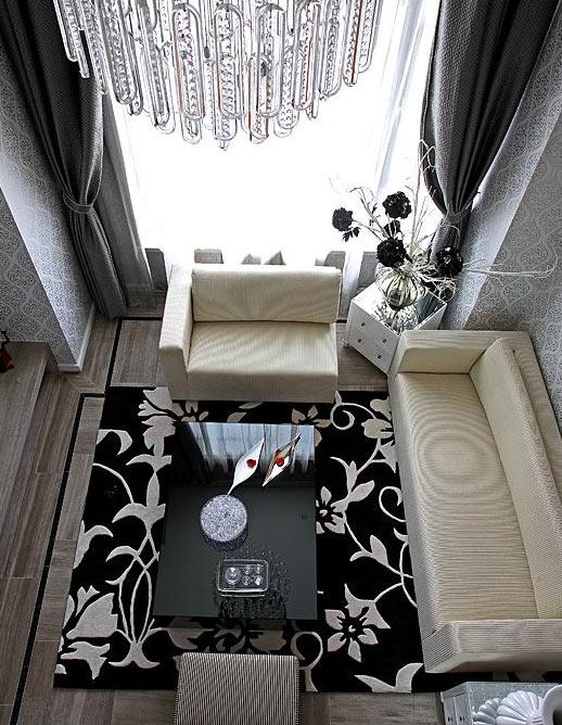 60平米LOFT居室设计 享受前卫艺术生活--... - 尚坠 - 尚坠