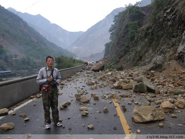 5.12强烈地震亲历(转载) - wanyilin.48 - 落叶秋风