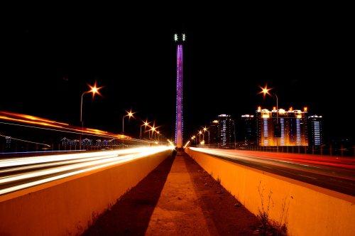 沈阳的霓虹桥 - xt5999995 - 赵文河的博客