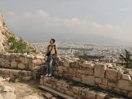 我愿意为你,被放逐天际——雅典,归航港湾 - Jordy - 达人J · 365乐游日记