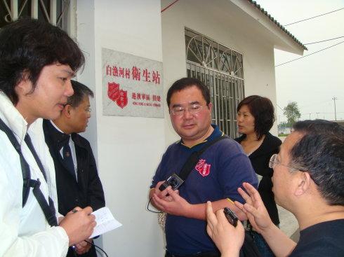 香港人川、陕之旅(二) - 陈汗 - 陈汗的博客