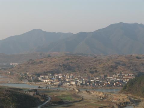 正月初二江村附近拍的照片 - 过客 - 过客的碎屑