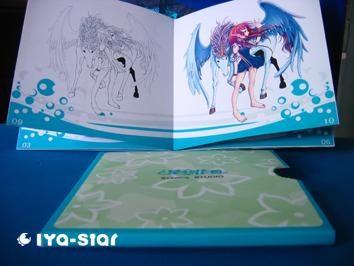 和同学一起手工做的册子 - ☆哎呀星星☆ -