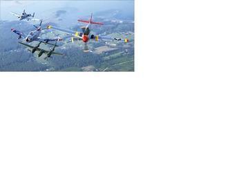 另外空间探秘:地球幽灵(二) 幽灵飞机