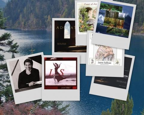 【专辑】12首清新自然的钢琴曲 - 淡泊 - 淡泊