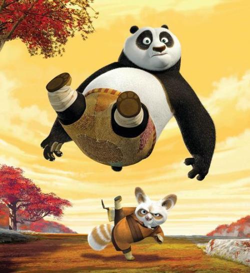 赶紧去看《功夫熊猫》 - 老何东 - 何东老邪
