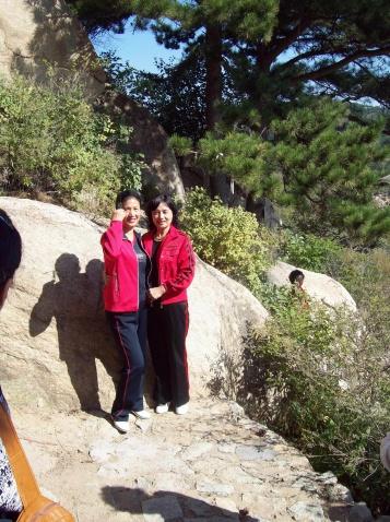 美丽的海棠山 - 叶红 - 给自己一个理由,让自己活得更精彩