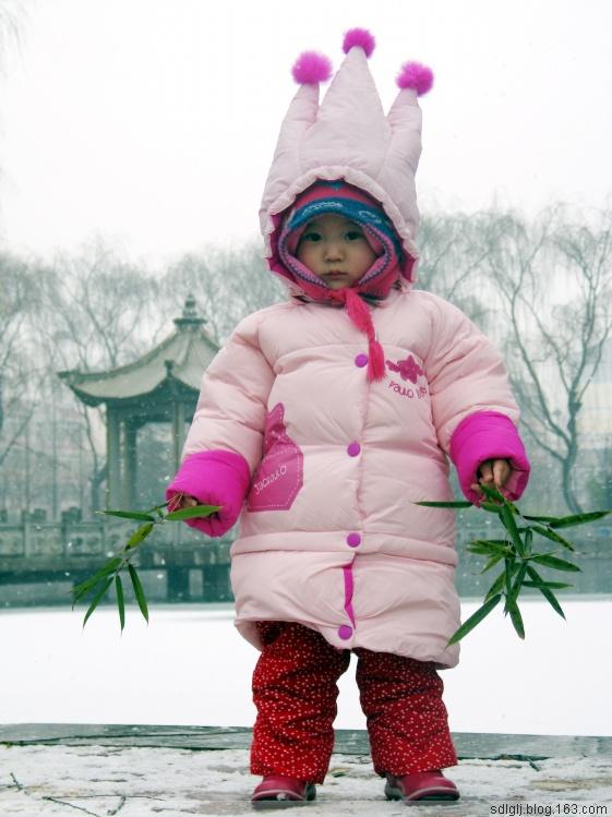 雪花飘飘开心笑(海量图片) - 开心 - 开心的日子