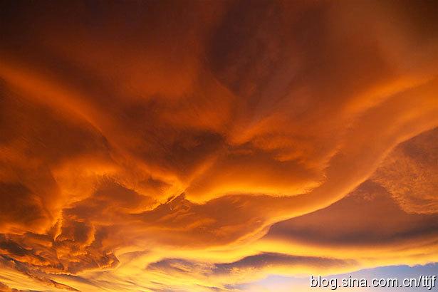 [转载]最奇怪的云,你会看到过几朵/组图