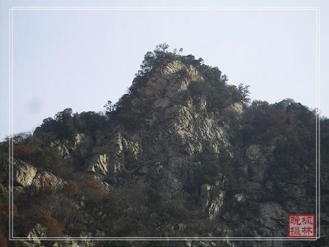 黑山岔观瀑 - 枫林晚 - 六然居