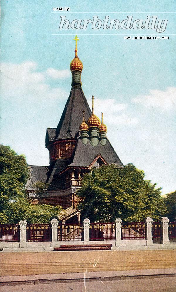 细说哈尔滨教堂 - AAA级私秘视觉馆 - 视觉与色彩的世界