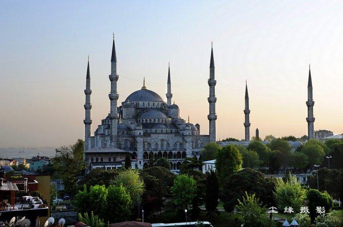 斜阳下醉人的伊斯坦布尔 - Y哥。尘缘 - 心的漂泊