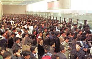 平价火车票只是民众应得权利的冰山一角 - 东方愚 - 东方愚的博客