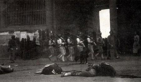 黑暗残忍 当街斩首义和团民 - 《花城》 - 《花城》杂志官方博客