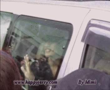 [重溫/在綫觀看]2006/2/18 JERRY來港機場  - 水芯 - Sandys Blog