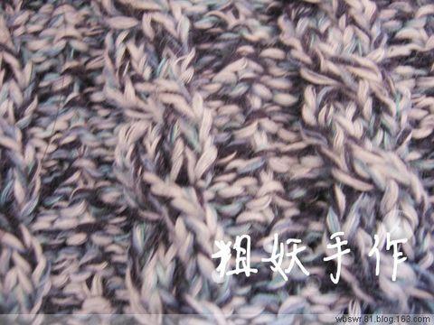 小小王子的V领线衣 - 粗妖 - 爱编织的妖妖