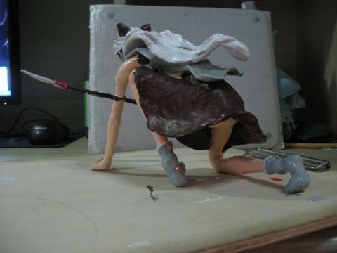 雕塑(幽灵公主) - ⊙虫虫⊙ - 9 蟲