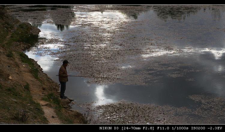 追梦阿里___拉萨郊外的傍晚 - 西樱 - 走马观景