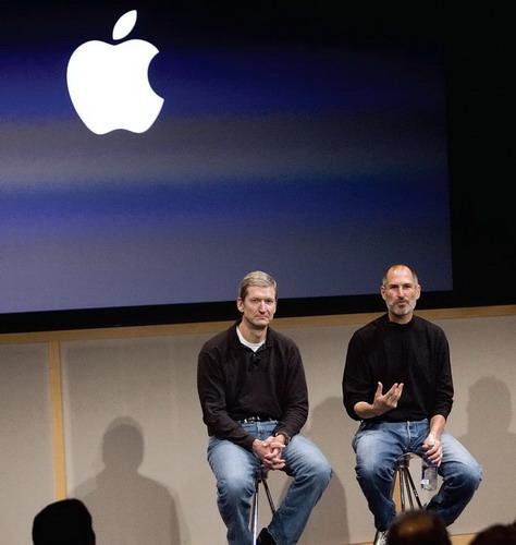 苹果首席运营官蒂姆.库克---史蒂夫.乔布斯的接班人 - 外滩画报 - 外滩画报 的博客