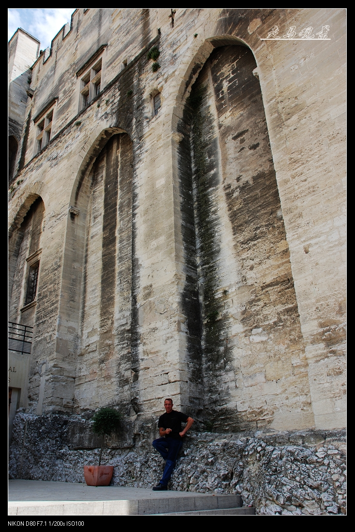 教皇城——阿维尼翁 - 西樱 - 走马观景