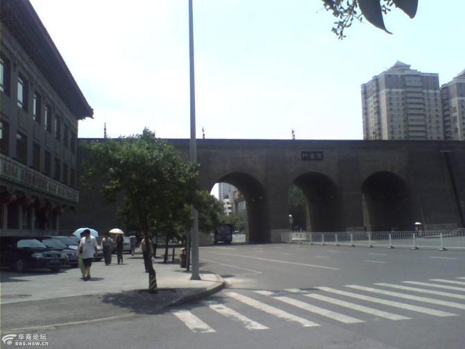 西安18座城门的名称来历 - kyk - 我的博客(欢迎光临)