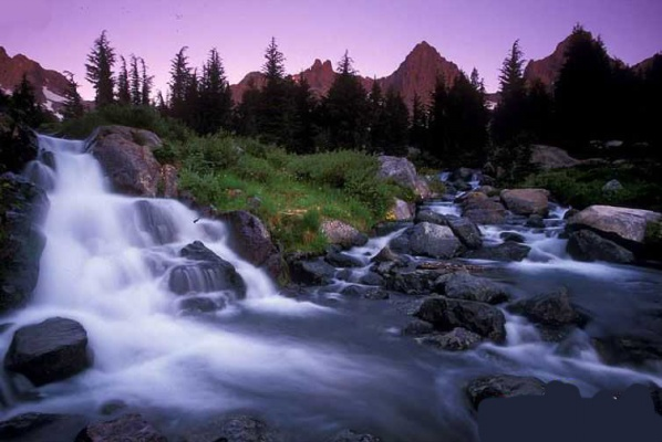 极品美景 - 温柔细雨 - 一丝小雨盈盈而落......
