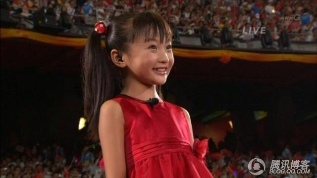 开幕式独唱红衣女孩 林妙可 显赫身世之谜(图) - 冰山来客 - bshshlk 的博客