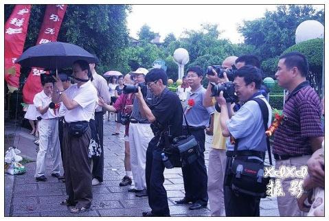 """【摄影活动】""""改革开放三十年暨迎奥运""""连罗摄影联展花絮 - xixi - 老孟(xixi)旅游摄影博客"""