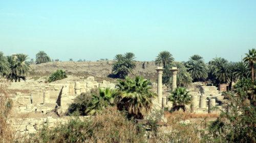 闲话:重返埃及(六·下) - 方方 - 方方
