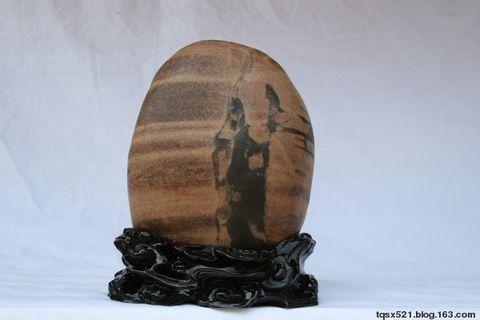 【原创】几方人物画面石欣赏 - 我善藏石 - 我善藏石的博客