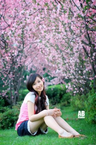 又见人面桃花相映红!(2008-07-28 10:21:32|  分类:  心情故事) - 火木棉 - 淡泊明智