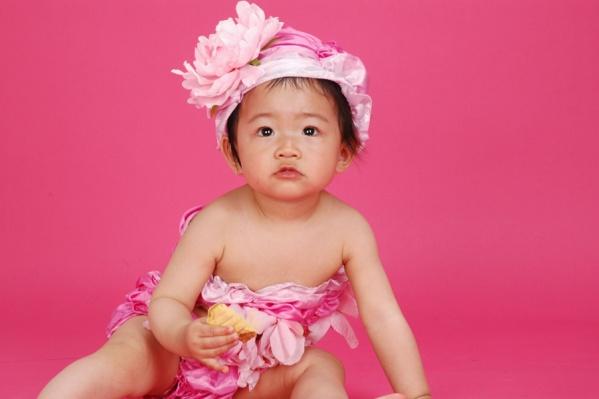 恬恬的一周岁写真大放送 - 恬心宝贝 - 恬宝贝的温暧小窝