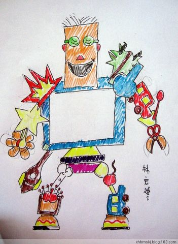 六年级上册美术课本人美版图形的魔术组合_人美版六年级美术上册课件图形的魔术组合